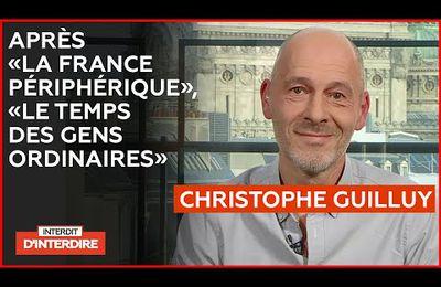 Après « La France Périphérique », « le temps des gens ordinaires » - Un entretien avec Christophe Guilluy