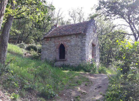 Randonnée dans le massif des châteaux du Bernstein et de l'Ortenbourg, dimanche 20 juin 2021