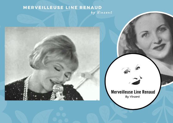 VIDEOS: Line Renaud - Bal au Baléares  1969