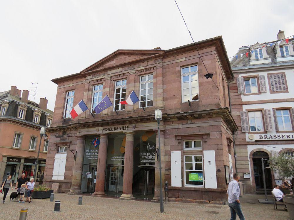 SELESTAT Au coeur de l'Alsace, une ville mal connue et peu visitée