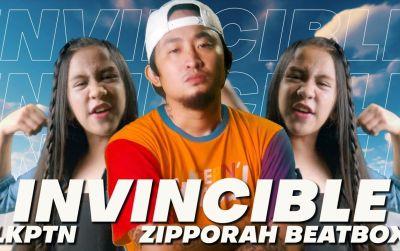 LKPTN feat. Zipporah Beatbox - Invincible