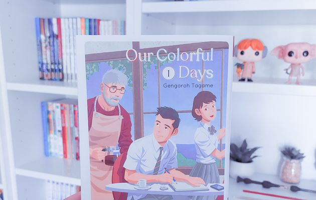 OUR COLORFUL DAYS T01 > GENGOROH TAGAME