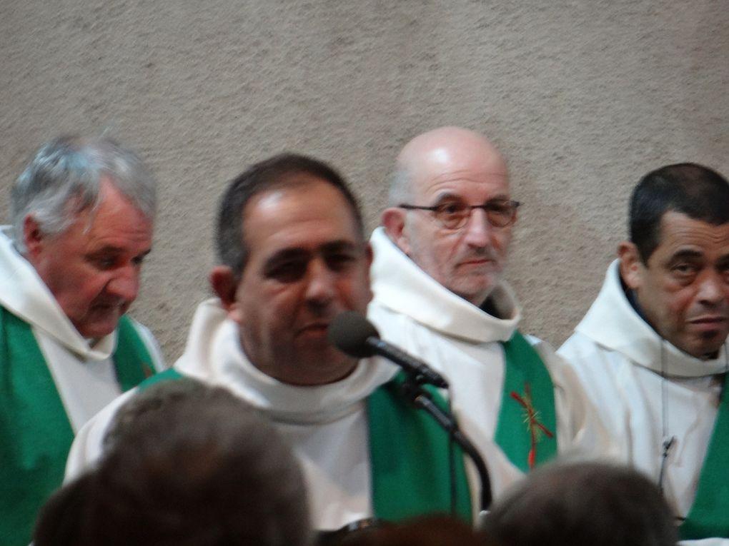Engagements de Benoît, Victor, Dominique et Jean-Pierre au Prado