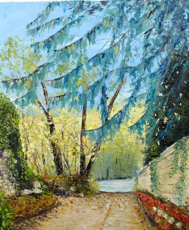 Album - La Saulx, nature et tableaux