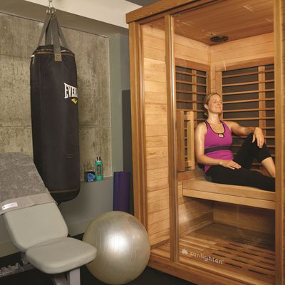 How an Infrared Sauna Promotes Whole-Body Wellbeing