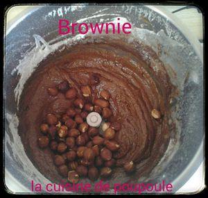 Brownie au thermomix