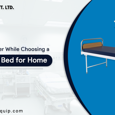 Aspects to Consider While Choosing a Plain Hospital Bed for Home