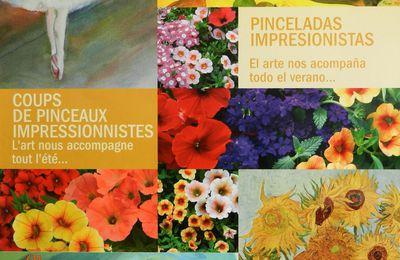 Impresionismo en nuestras plantas