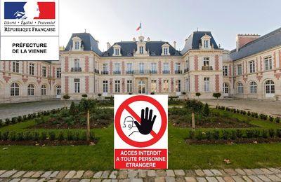 Dématérialisation imposée pour les titres de séjour: la préfecture de la Vienne devant le tribunal administratif