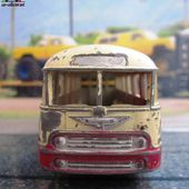 AUTOCAR CHAUSSON DINKY TOYS MECCANO - AUTOBUS CHAUSSON - car-collector.net