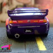 NISSAN SILVIA S14 2000 TUNING FUNLINE 1/64. - car-collector.net: collection voitures miniatures