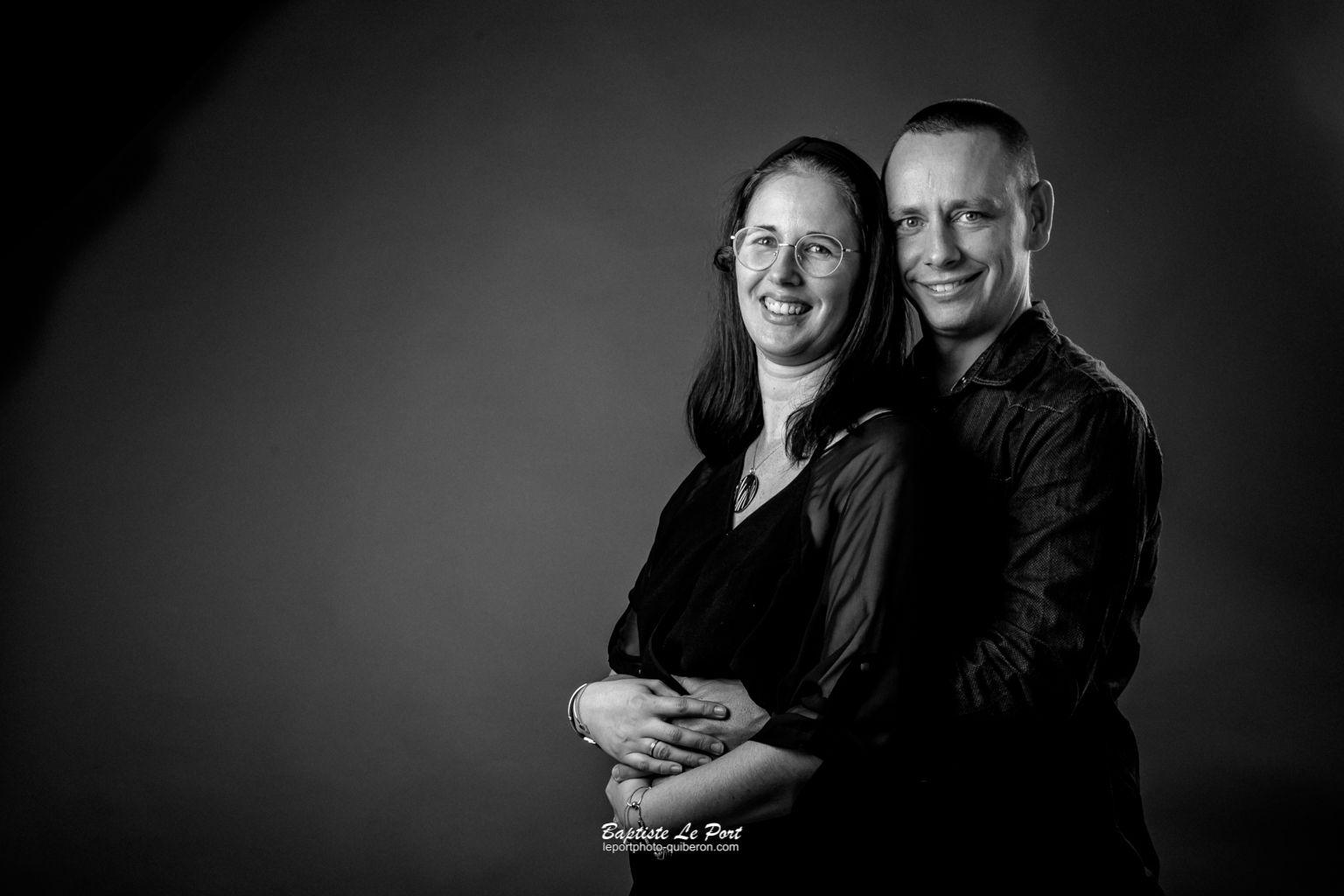 4 décembre - portrait famille studio pour noël