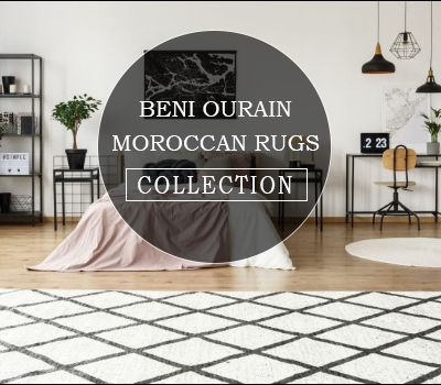Beni Ourain Moroccan Rug – Get the Pleasant Look!
