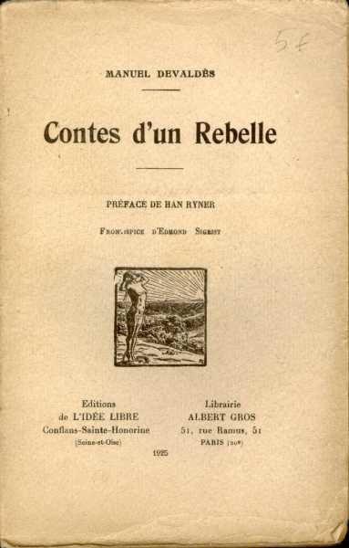Livres ou brochures préfacés par Han Ryner.