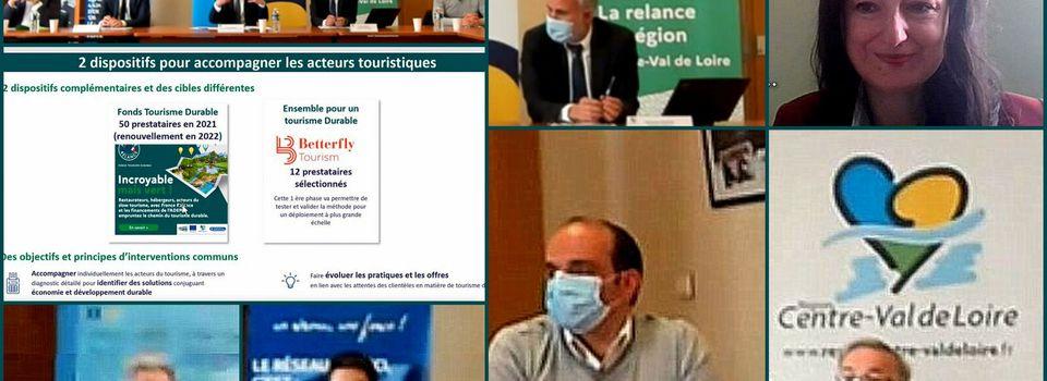Tourisme et transition écologique:  Le fonds Tourisme Durable accompagne 50 prestataires de la Région Centre-Val de Loire en 2021