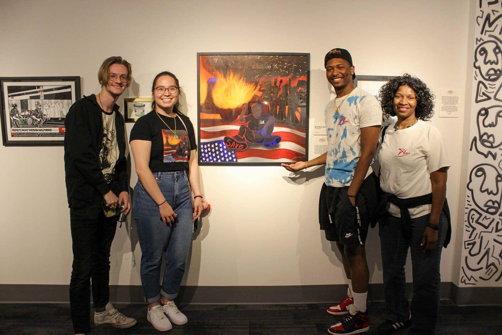 Vidéo et photos de l'exposition au National Liberty Museum !!