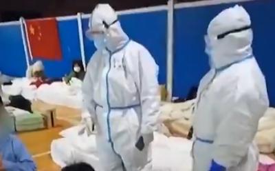 Oups! La télé espagnole diffuse des images de Chine pour montrer les hôpitaux de Madrid saturés
