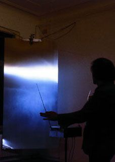 Etheric Theremin @ G. Monahan