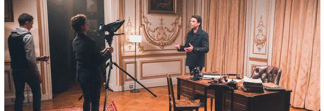 """Julian Bugier racontera ce soir """"L'histoire secrète de la victoire"""" sur France 2"""