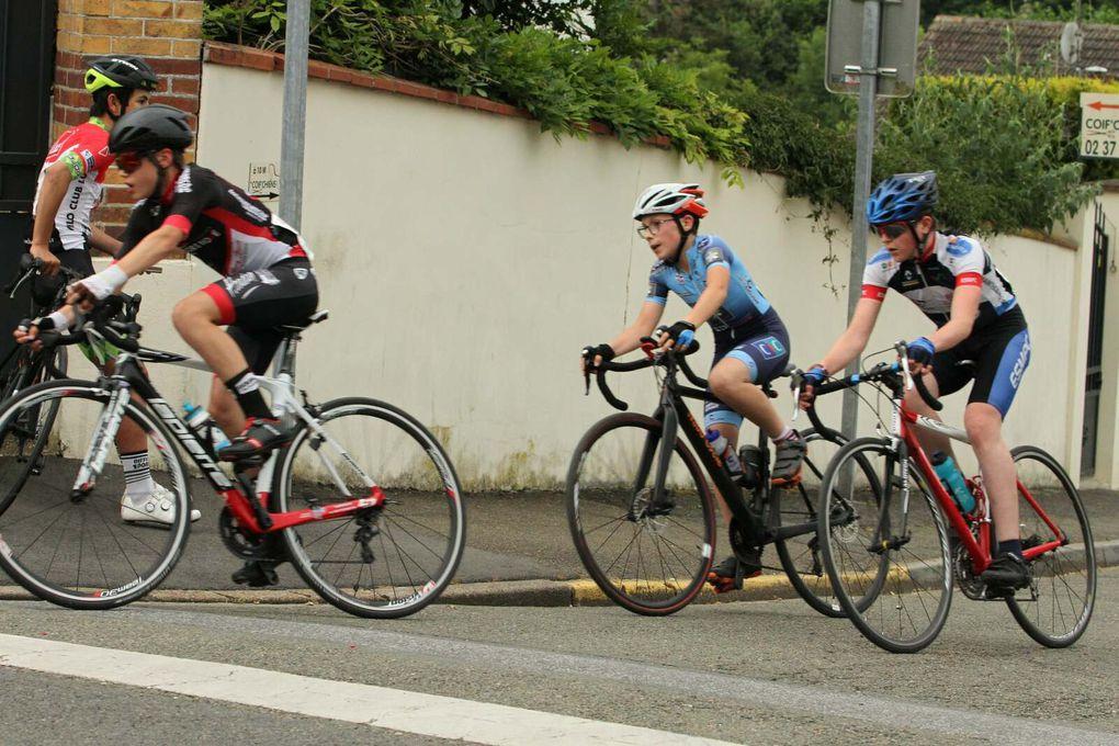 Album photo de la course minimes de Maintenon (28)