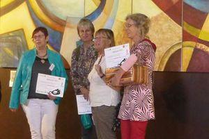 Prix du public du Salon Mélusin'art 2015