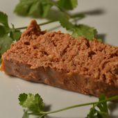 Terrine thon tomates recette cookeo |