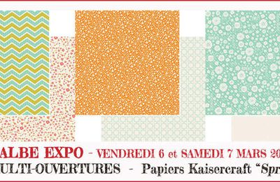 DALBE EXPO 2015 - Angers Beaucouzé
