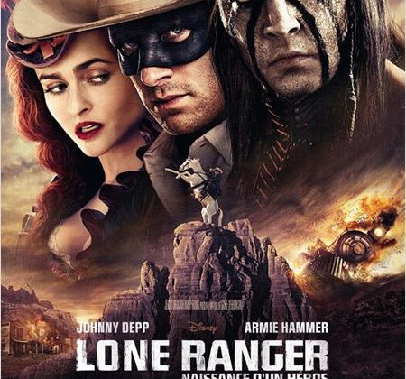 Critique Ciné : Lone Ranger, naissance d'un héros