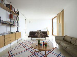 Une maison d'artiste contemporaine à Lausanne