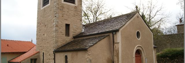 Eglise de Mercoeur