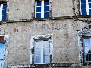 Une inscription énigmatique...