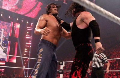Kane et le Great Khali rejoignent la classe 2021 du Temple de la renommée de la WWE