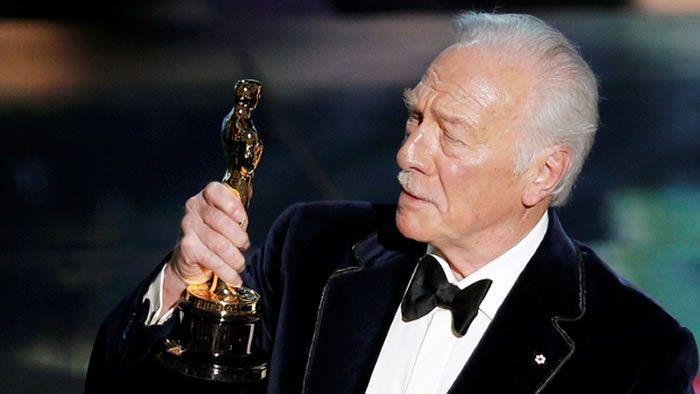En 2012, Christopher remporte un Oscar du meilleur second rôle pour son interprétation sobre et émouvante dans Beginners de Nicholas Meyer. Gary Hershorn / REUTERS