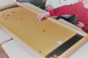 à Preures, tous les âges jouent aux jeux en bois !