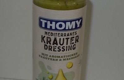 Thomy Mediterranes Kräuter Dressing