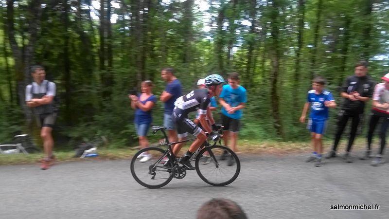 Dimanche 9 juillet 2017 - Tour de France - 9 ème étape