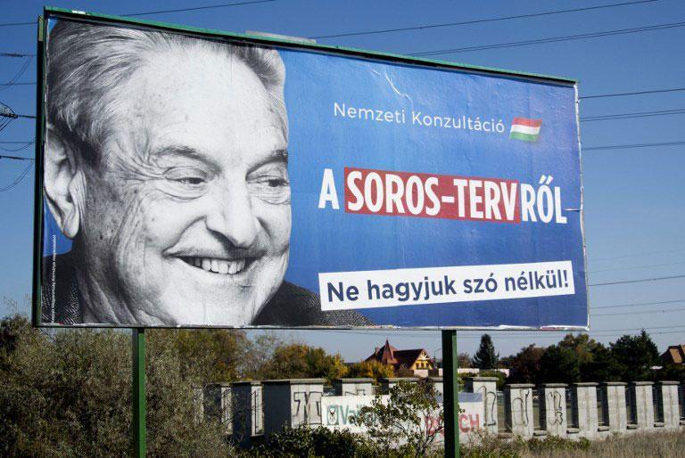 Viktor ORBÁN: L'Europe ne peut pas faire allégeance au réseau Soros
