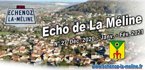 Echo de la méline n°27