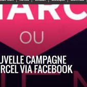 PORNO Web - Dorcel Club : Marc ou RIEN ! Ce 25 avril, jour de la Saint-Marc tous les Marc sur Facebook gagnent 60J gratuits sur DORCEL CLUB - OOKAWA Corp.
