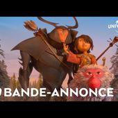Kubo et l'armure magique / Bande-annonce 2 VF [Au cinéma le 21 Septembre]