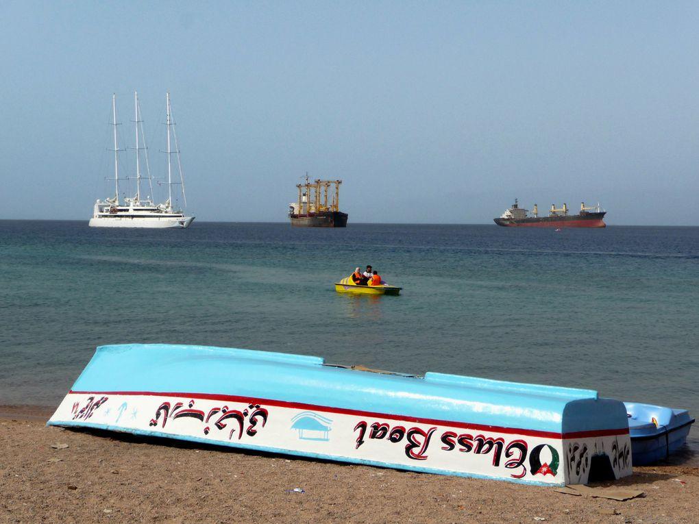 Album - JORDANIE 2 : Aqaba