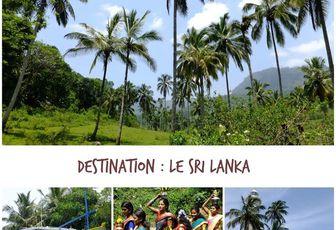 Un voyage au Sri Lanka, ça vous tente ?