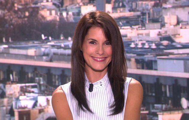 MARION JOLLES GROSJEAN @marionjolles @TF1 pour L'AFFICHE DU JOUR le 2016 08 27 #vuesalatele