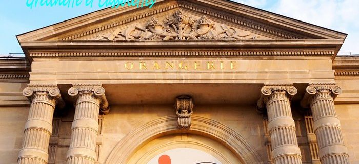 Musée de l'Orangerie au jardin des Tuileries