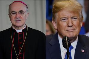 #GreatReset | Lettre ouverte de l'archevêque Carlo Maria Viganò au président Donald Trump.