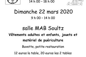 Bourse des lutins:21-22mars 2020