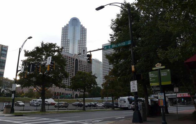 Charlotte, Caroline du Nord