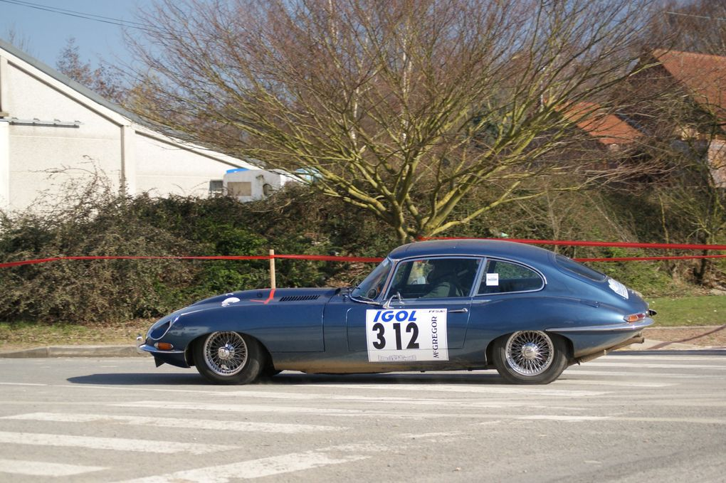 Album - 1er Rallye Des Routes du Nord VHRS