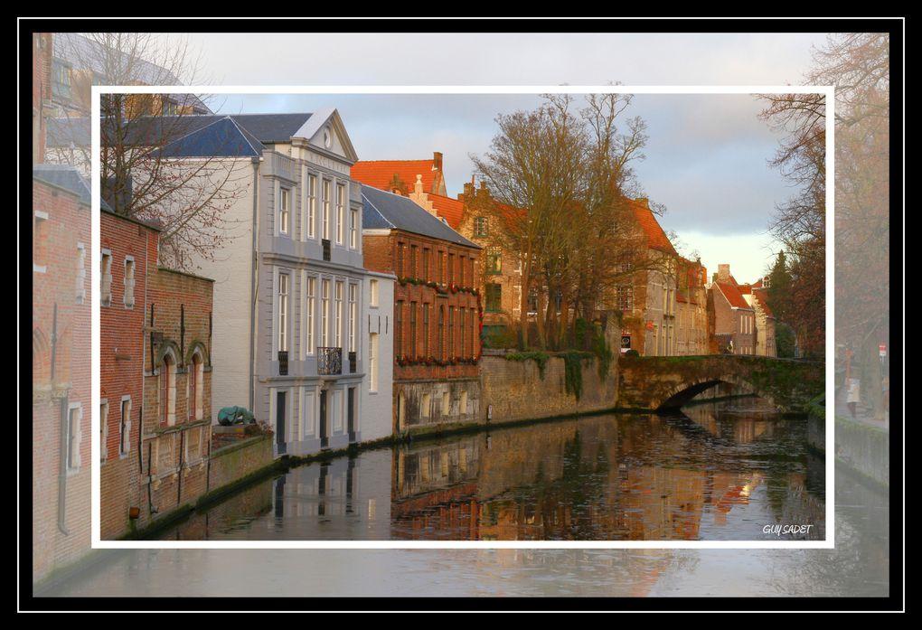 Album - Noël à Bruges - Belgique-