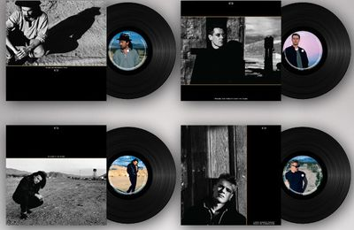 'THE JOSHUA TREE SINGLES VINYL COLLECTION: 1987 & 2017'
